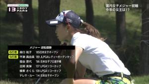 上田桃子 ワールドレディース サロンパスカップ 0001