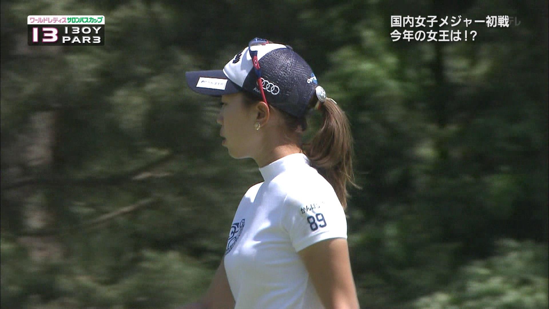 上田桃子 ワールドレディース サロンパスカップ 0008