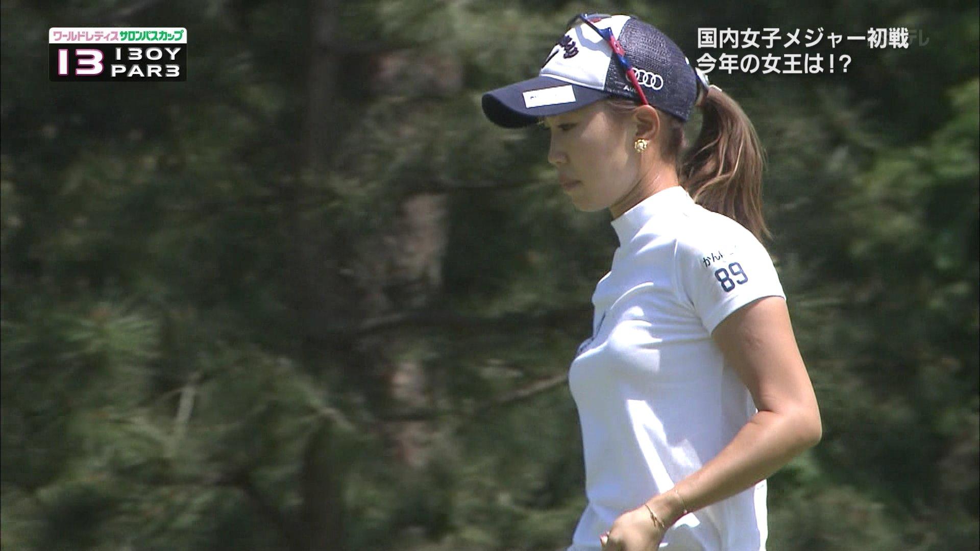 上田桃子 ワールドレディース サロンパスカップ 0011