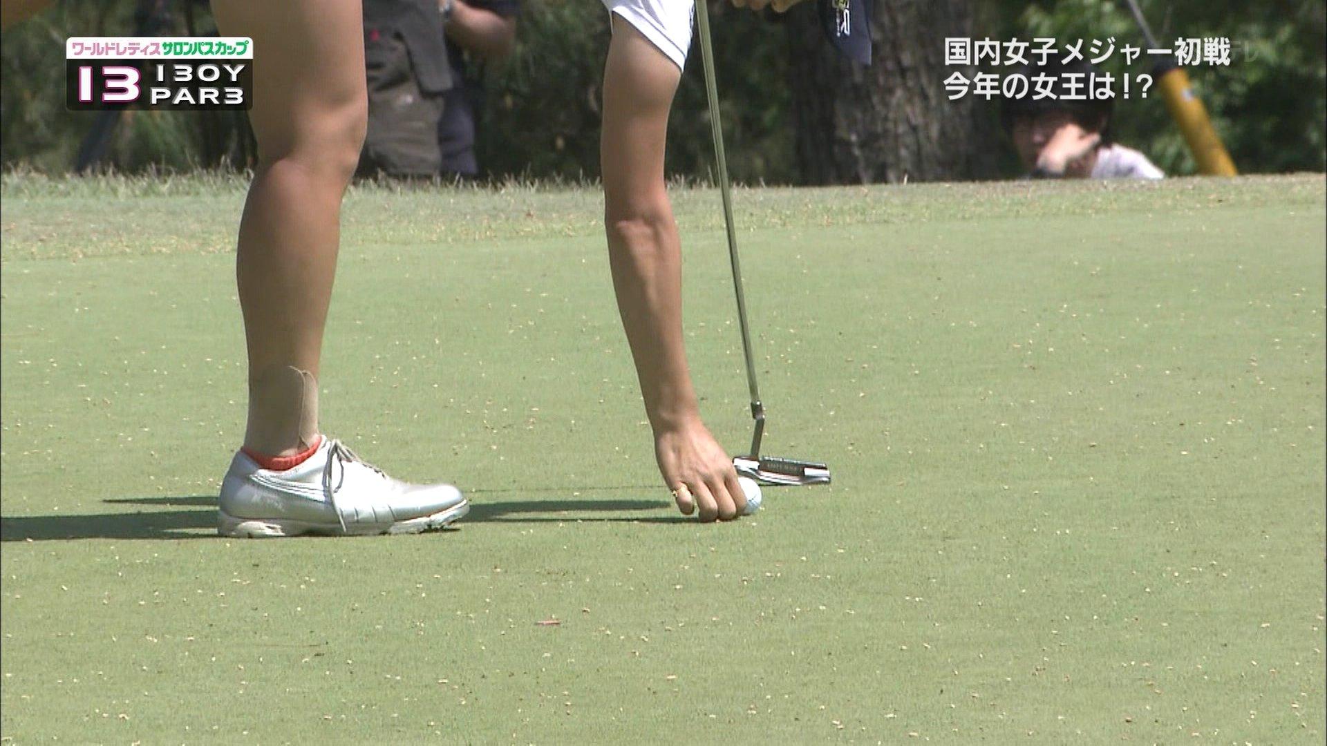 上田桃子 ワールドレディース サロンパスカップ 0010