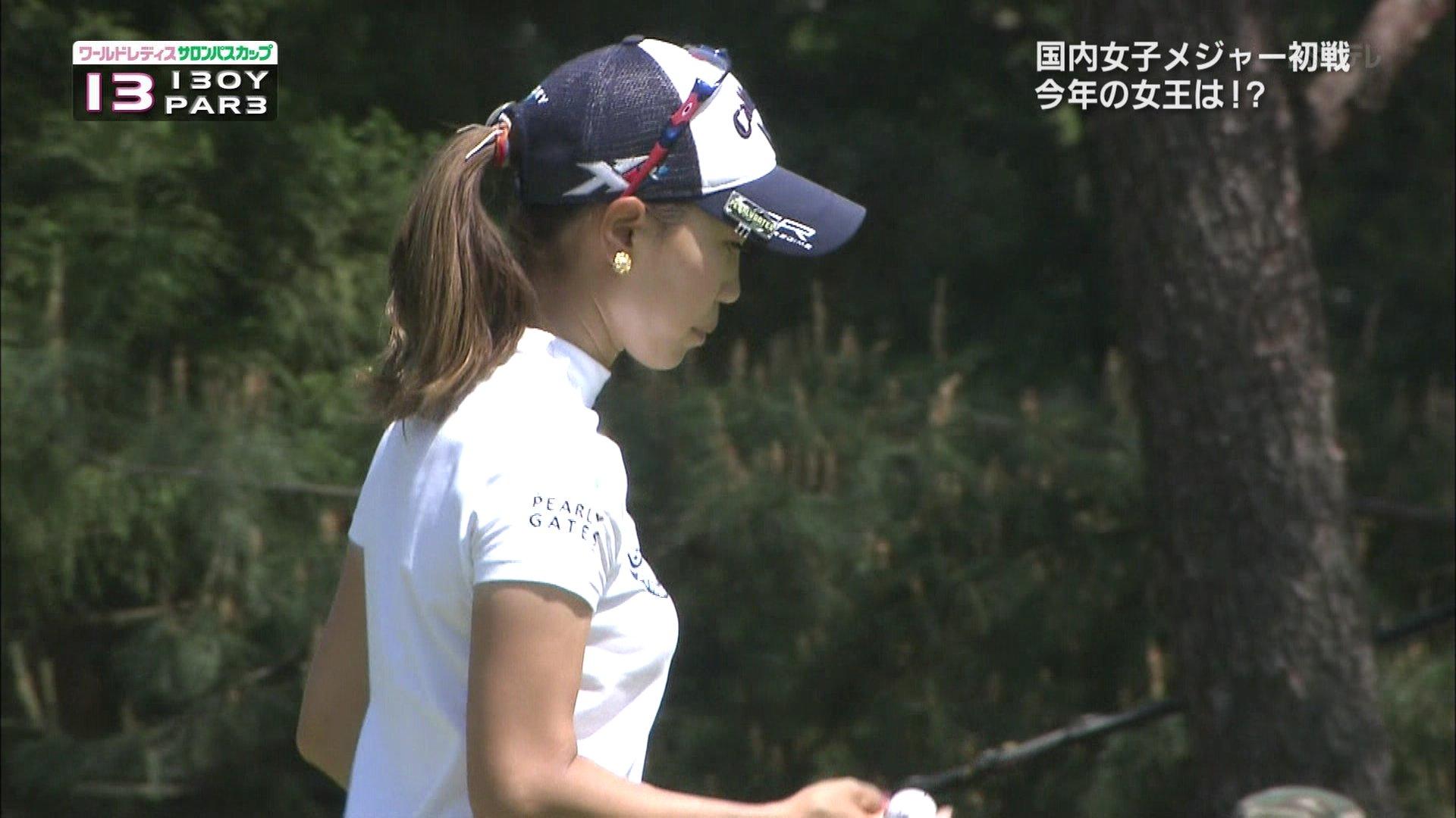 上田桃子 ワールドレディース サロンパスカップ 0015