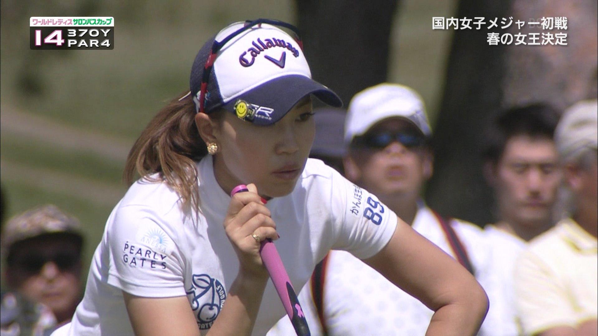上田桃子 ワールドレディース サロンパスカップ 0019