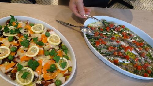 イタリア料理1