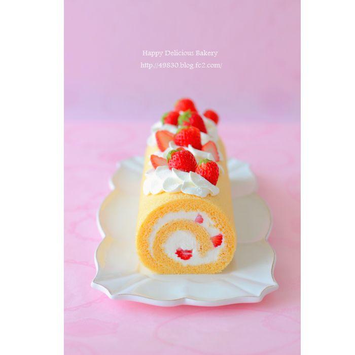 427ロールケーキ