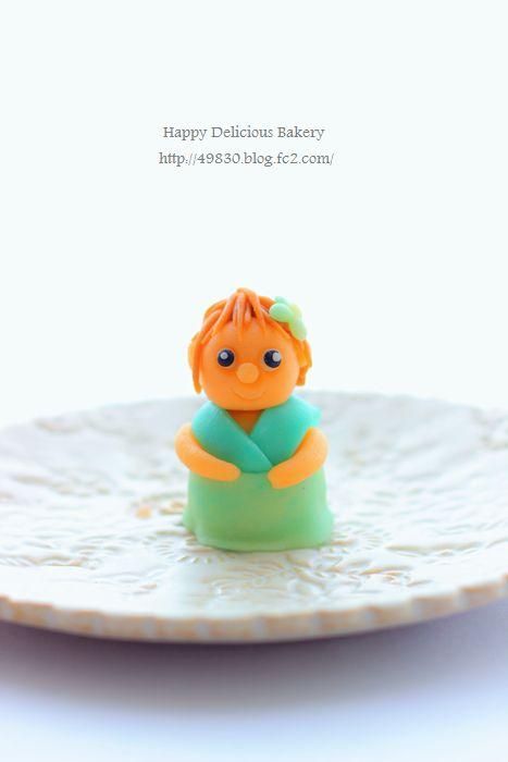 602マジパン人形