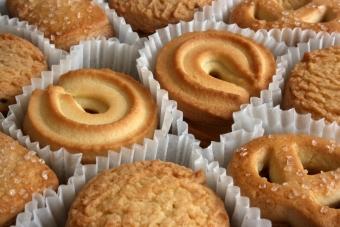 クッキー多数