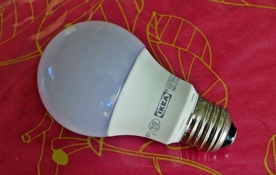 IKEA LED電球本体