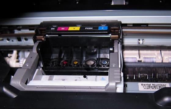 キャノンMP560-2