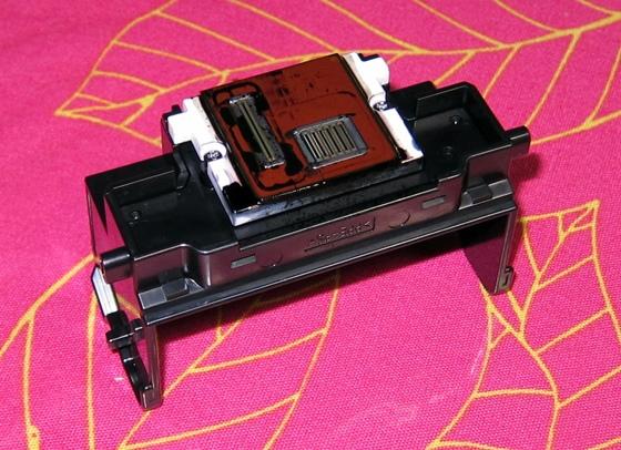 キャノンMP560インクヘッド-1