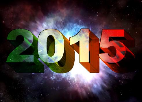 2015年 超新星爆発