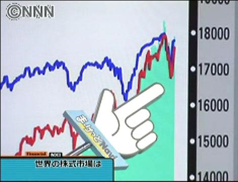 日経平均・NYダウ・ドル円相場 2