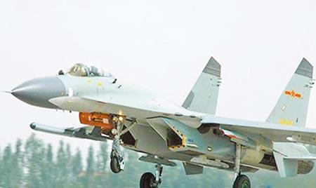 中国人民解放軍戦闘機 殲-11