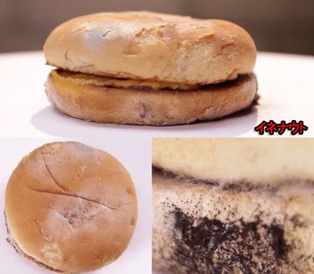 ハンバーガー イネナウト