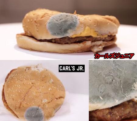 ハンバーガー カールズジュニア