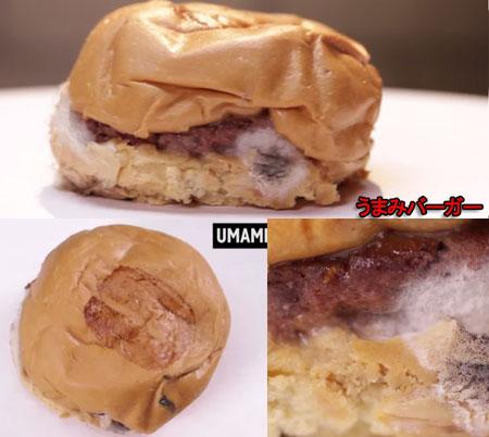 ハンバーガー ウマミバーガー