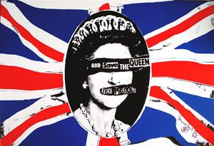 sex pistols god save the queen