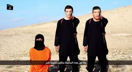 0 ISILへのコラ画像 悪ふざけも甚だしい 1