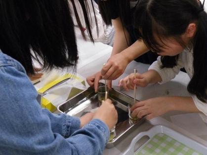 パッドクリーム作り (2)