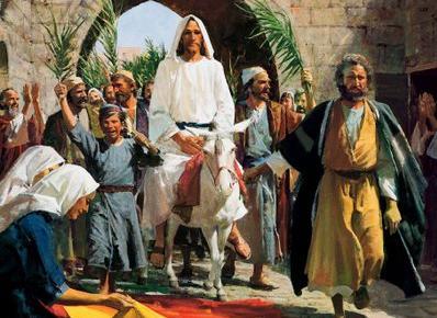 エルサレム入り