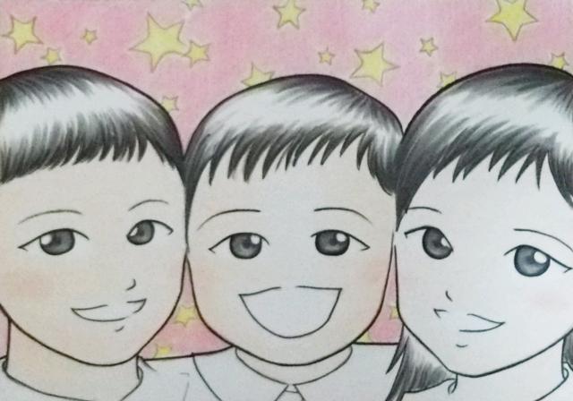 仲良し3兄弟(2)