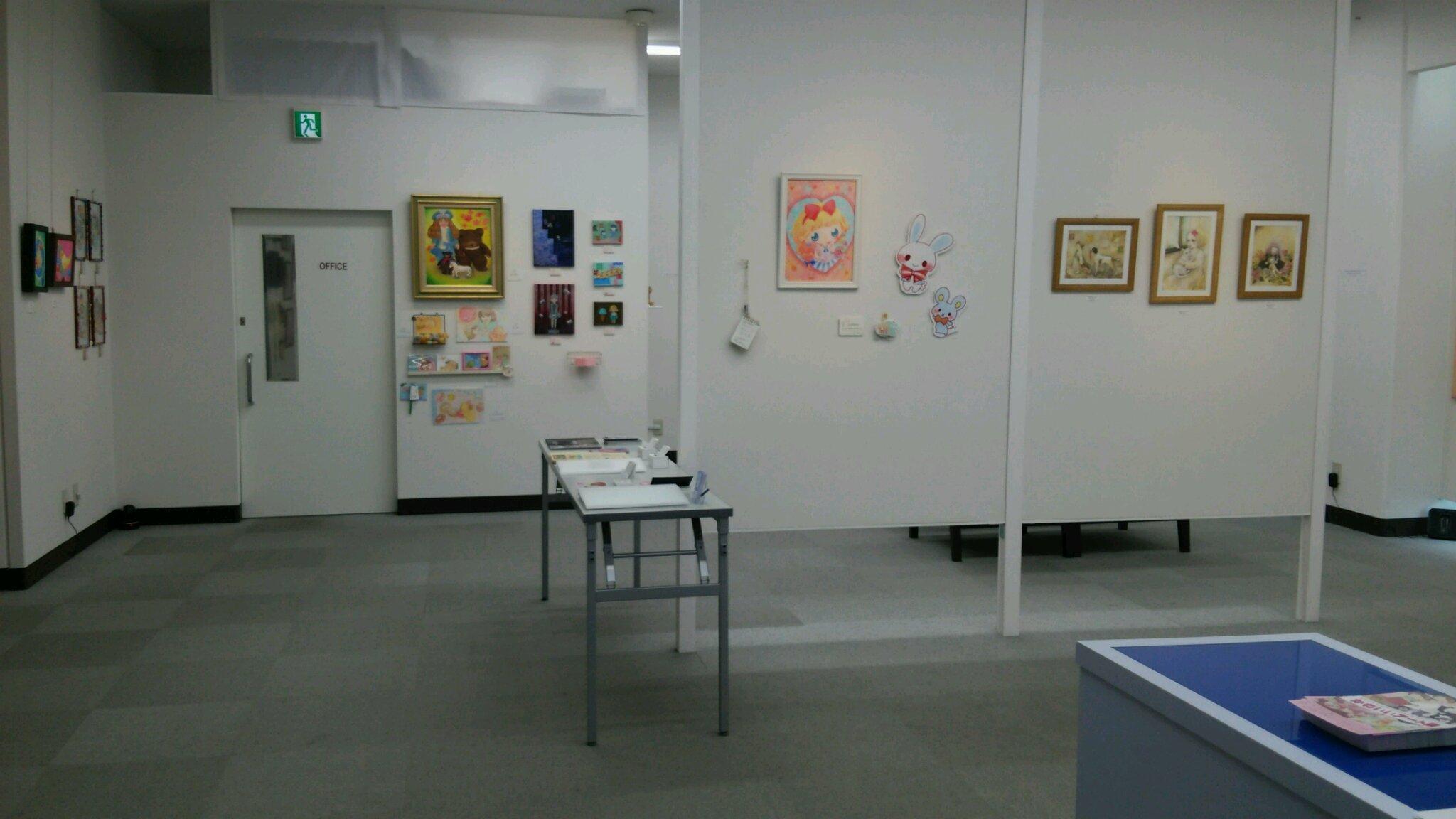 『かわいいアート展』その1
