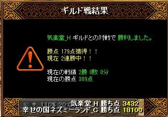 15.3.19気楽堂様 結果