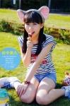 HKT48 田中美久 セクシー アイス舐め 猫耳 ショートパンツ 太もも 女の子座り 13歳 中学生アイドル 高画質エロかわいい画像9308