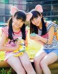 HKT48 矢吹奈子 田中美久 セクシー 猫耳 ショートパンツ 太もも 13歳 中学生アイドル 高画質エロかわいい画像9306