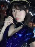 AKB48 石田晴香はるきゃん セクシー おっぱいの谷間 自撮り カメラ目線 誘惑 おっぱい選抜 高画質エロかわいい画像9357