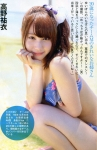 NMB48 高野祐衣 セクシー ビキニ水着 おっぱいの谷間 誘惑 高画質エロかわいい画像9365