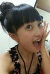 ももクロ 百田夏菜子 セクシー 口開け 舌 顔アップ 高画質エロかわいい画像9373