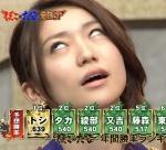 元AKB48 大島優子 白目 変顔 口半開き 顔アップ 地上波キャプチャー 女優 高画質エロかわいい画像9399