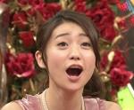 元AKB48 大島優子 セクシー 口開け 顔アップ 地上波キャプチャー 女優 高画質エロかわいい画像9400
