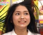 AKB48 田野優花 セクシー 顔アップ 白いのがベットリ 地上波キャプチャー 高画質エロかわいい画像9414
