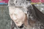 AKB48 西野未姫 顔面クリーム砲 ぶっかけ 目を閉じている 悶絶 顔アップ 地上波キャプチャー 高画質エロかわいい画像9432
