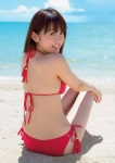 HKT48 多田愛佳 セクシー ビキニ水着 背中 カメラ目線 誘惑 高画質エロかわいい画像9472