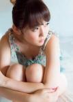 HKT48 多田愛佳 セクシー 胸チラ おっぱいの谷間 体育座り 高画質エロかわいい画像9474