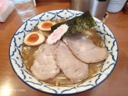 代々木 麺恋処 いそじ 〇得中華そば中盛り(2015/5/21)