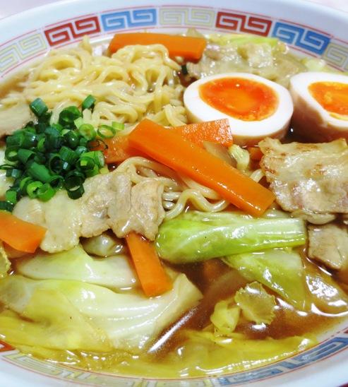 麺つゆカレーラーメン 大