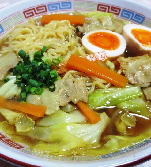 麺つゆカレーラーメン B