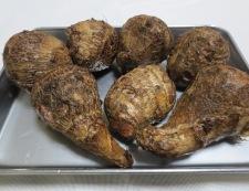 里芋(小芋)の炊いたん 材料