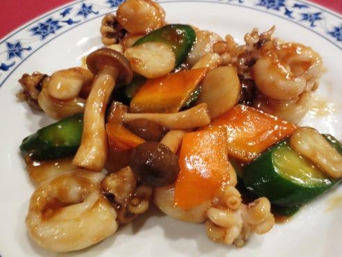 中華街 海鮮