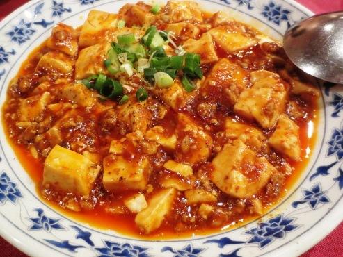 中華街 麻婆豆腐