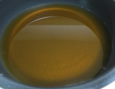 ヤリイカと焼き豆腐の煮物 調理①