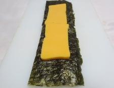 ささみの海苔チーズ巻きフライ 調理②