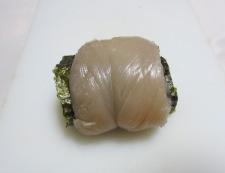 ささみの海苔チーズ巻きフライ 調理③