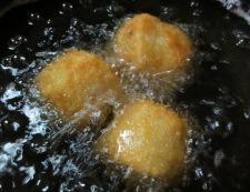 ささみの海苔チーズ巻きフライ 調理⑥