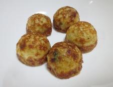 たこ焼きの野菜あんかけ 調理④