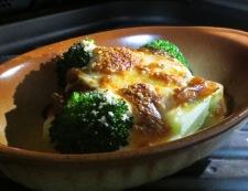 ブロッコリーのカレーチーズ焼き 調理③