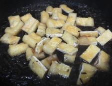あらめとお揚げの炊いたん 調理②